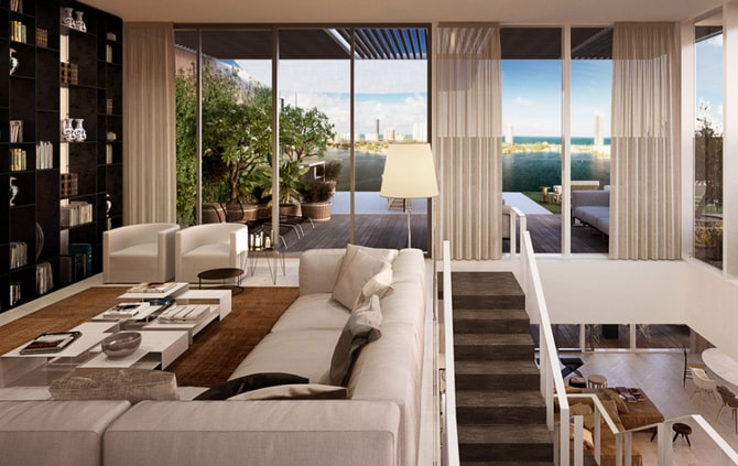 David Guetta's Miami Penthouse