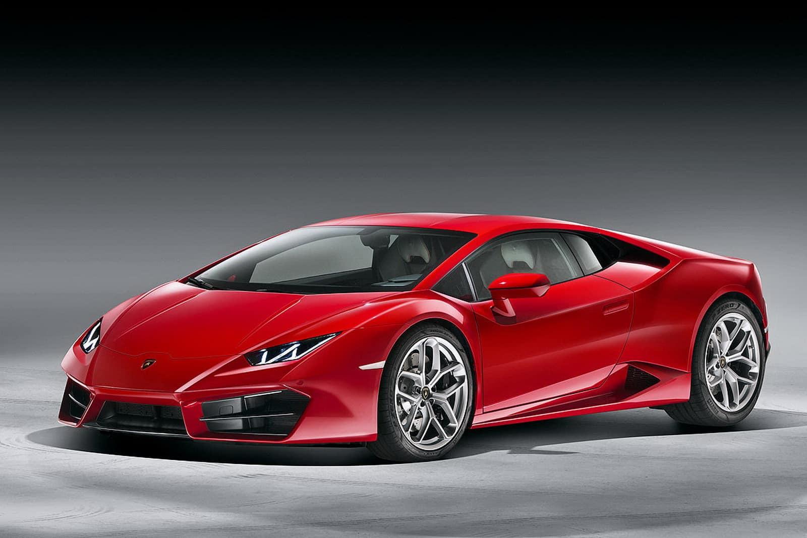 Lamborghini Huracan LP 580-2 RWD Edition