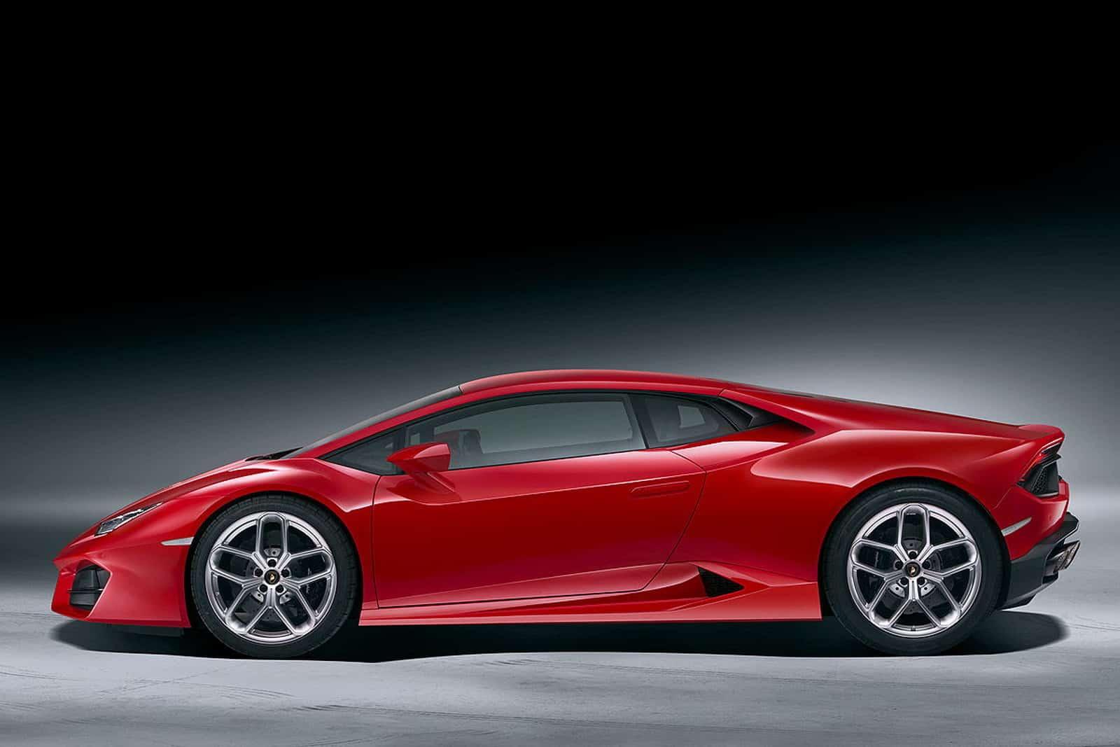 Lamborghini Huracan LP 580-2 5