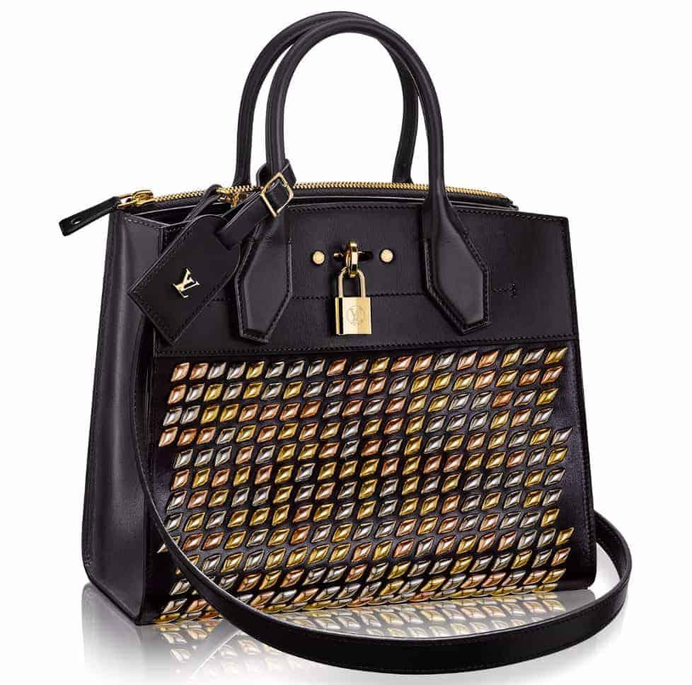 Louis Vuitton City Steamer Bag