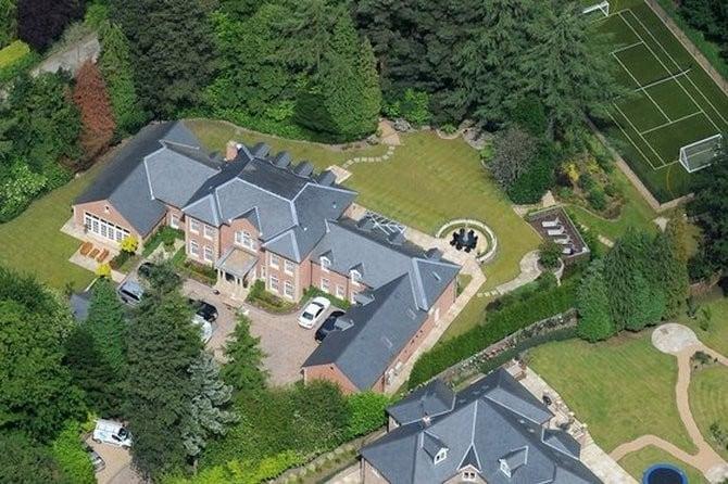 Wayne Rooney House 1