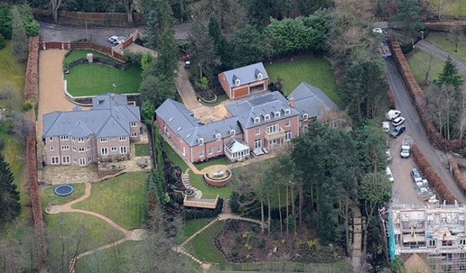 Wayne Rooney House 2