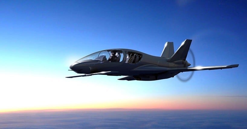cobalt valkyrie private jet 1