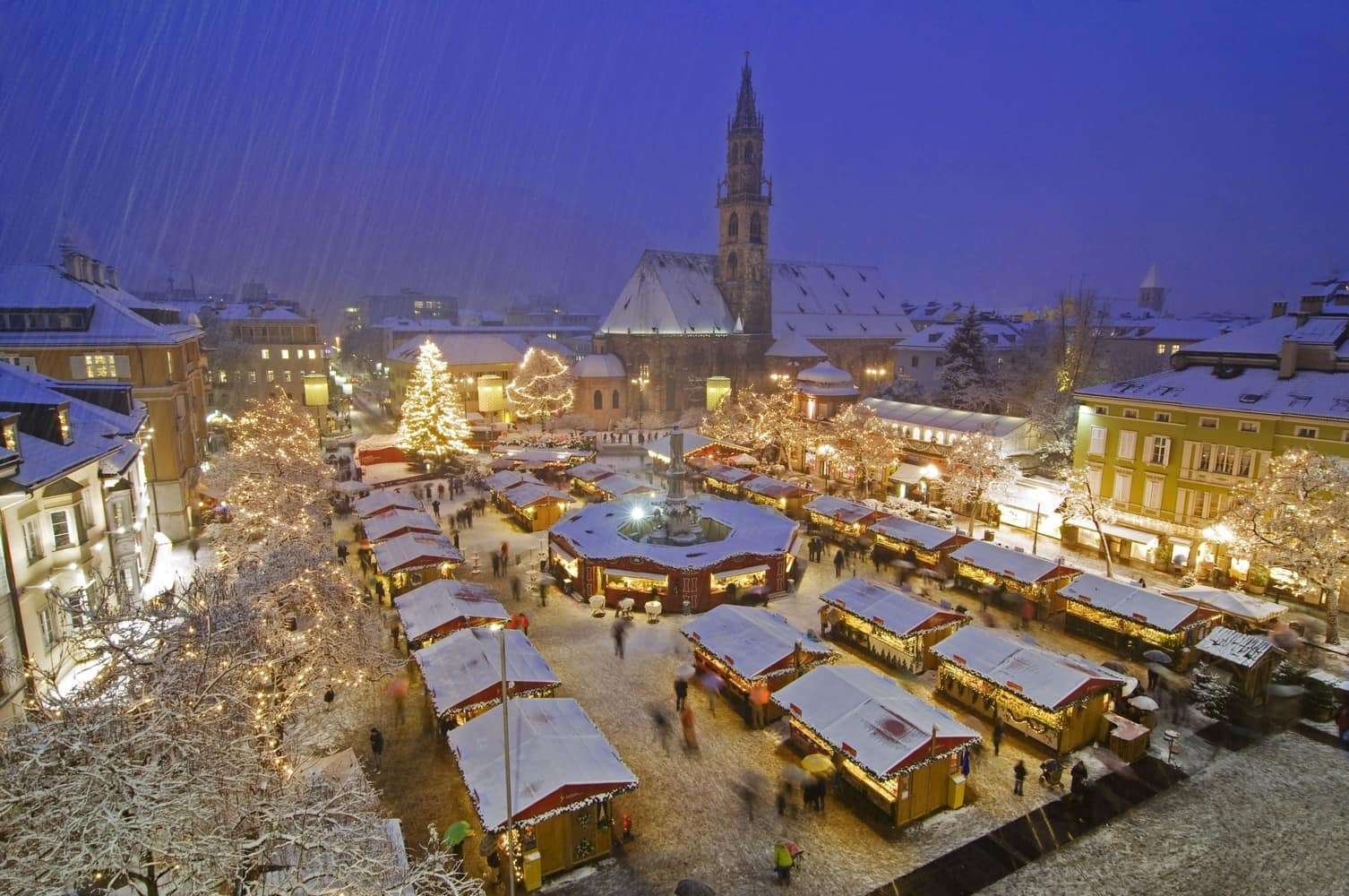 25 most beautiful christmas markets in the world. Black Bedroom Furniture Sets. Home Design Ideas