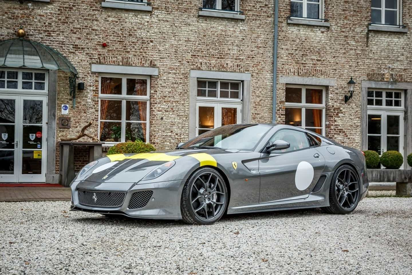 You Just Can T Pass Up The Chance Of Owning A Ferrari 599 Gto
