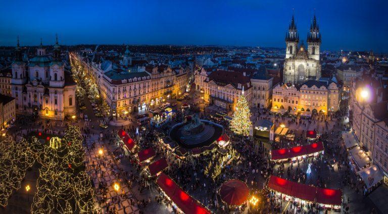 Прага в январе что посмотреть