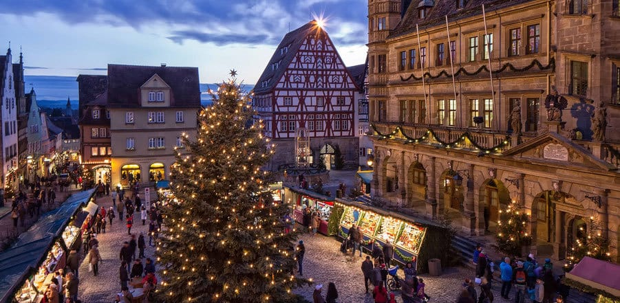 25 Most Beautiful Christmas Markets In The World