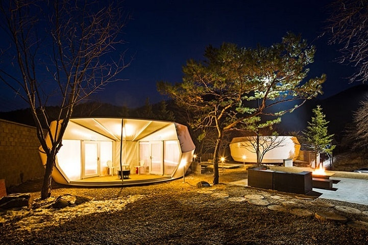 Glamping for Glampers