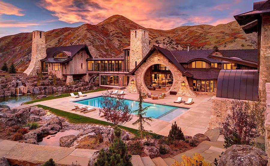 Astonishing Utah Luxury Estate Is Up For Grabs At 17 9