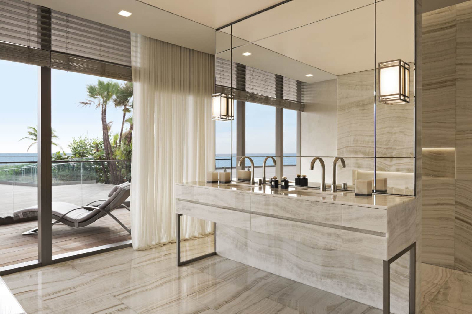 15M Sunny Isles Beach Penthouse Designed By Giorgio