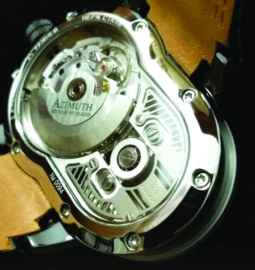 Azimuth SP-1 Crazy Rider