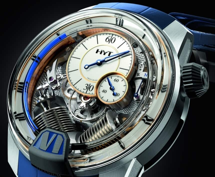 HYT H2 Tradition Watch
