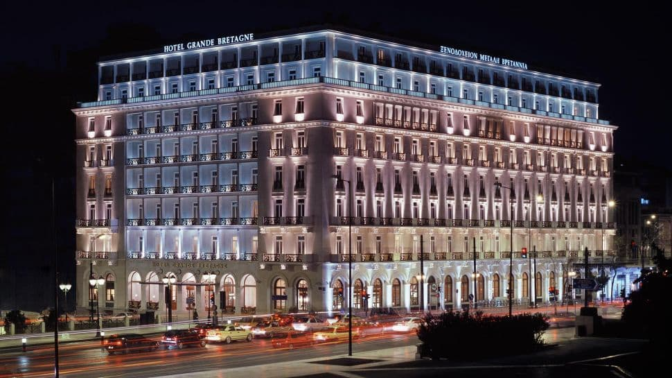 Royal Athens Hotel