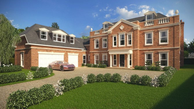 The truth about the quick house sale market in the uk for Modern luxury homes for sale uk