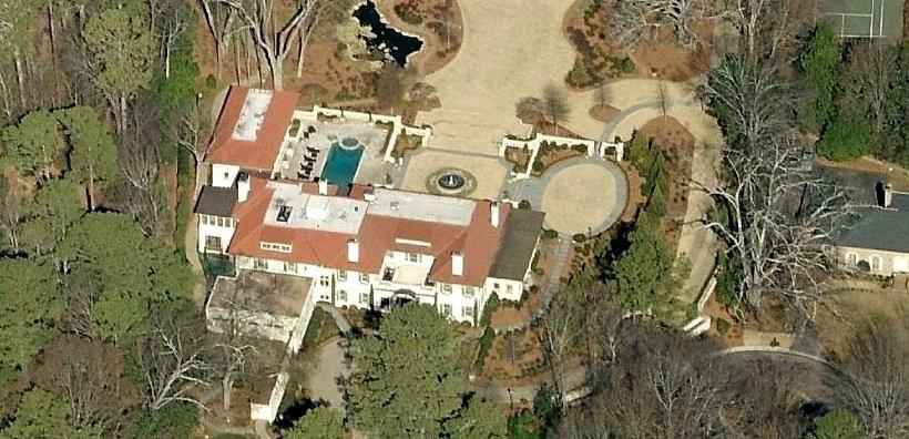 Arthur Blank Atlanta House