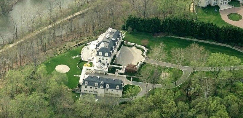 Dan Snyder Potomac House