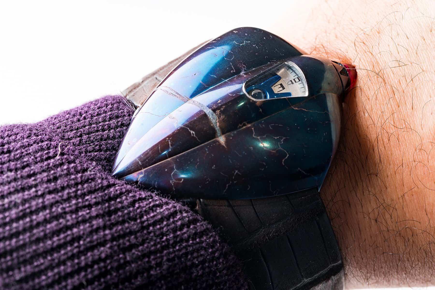 De Bethune Dream Watch 5 Meteorite
