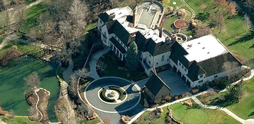 Jim Irsay Carmel House