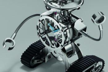 MBF-Sherman-Happy-Robot-Limited-Edition-Clock-1