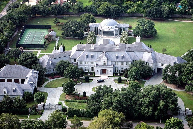 Mark Cuban Dallas House