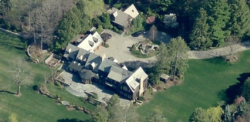 Robert Kraft Brooline House