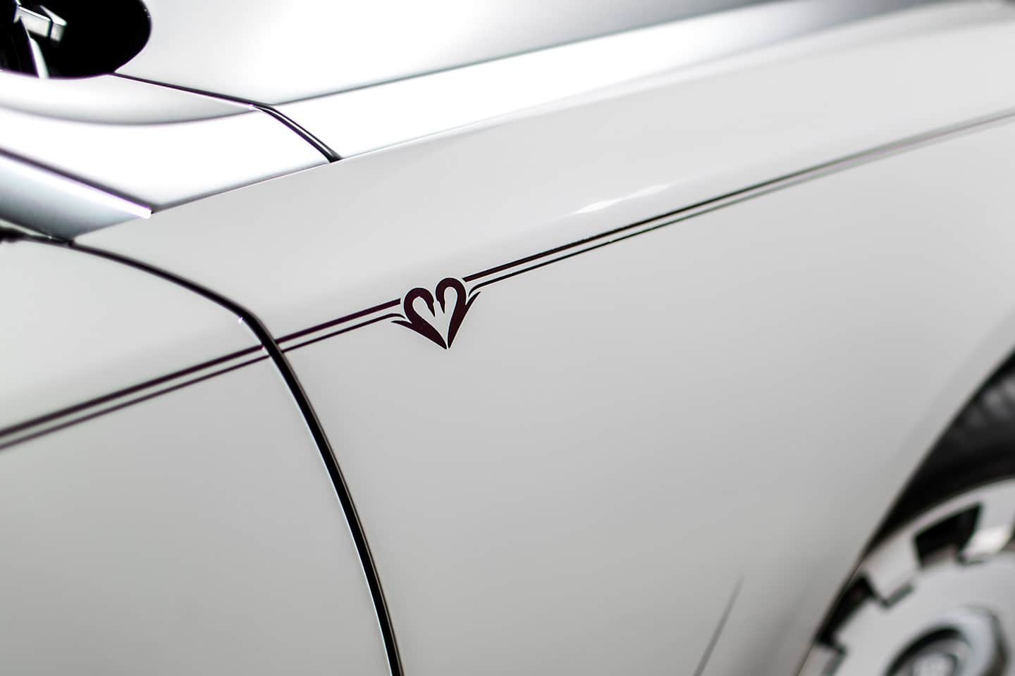 Rolls-Royce Ghost Eternal Love