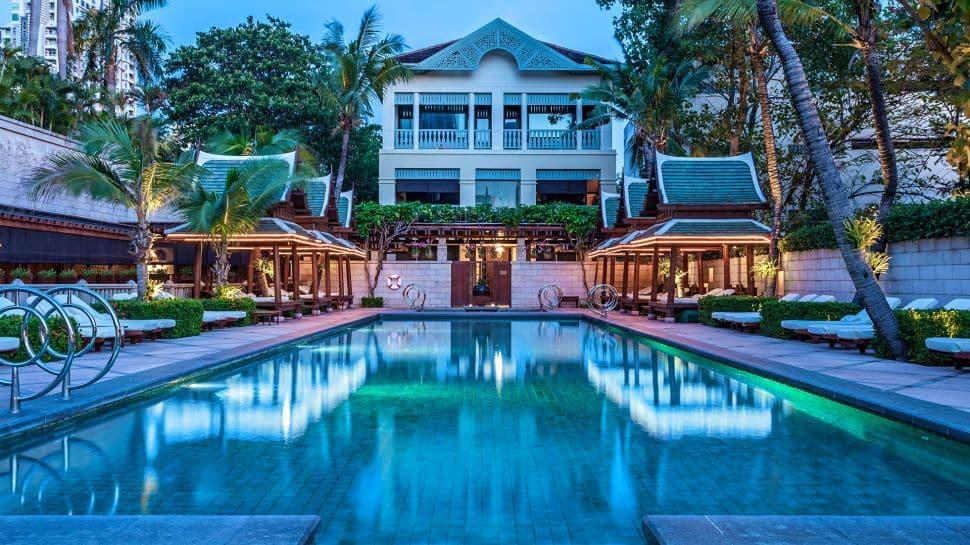 Peninsula Hotel Spa Bangkok