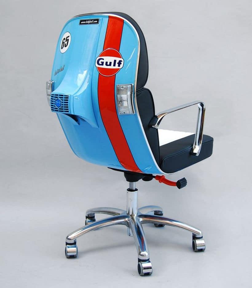 Vespa Chairs