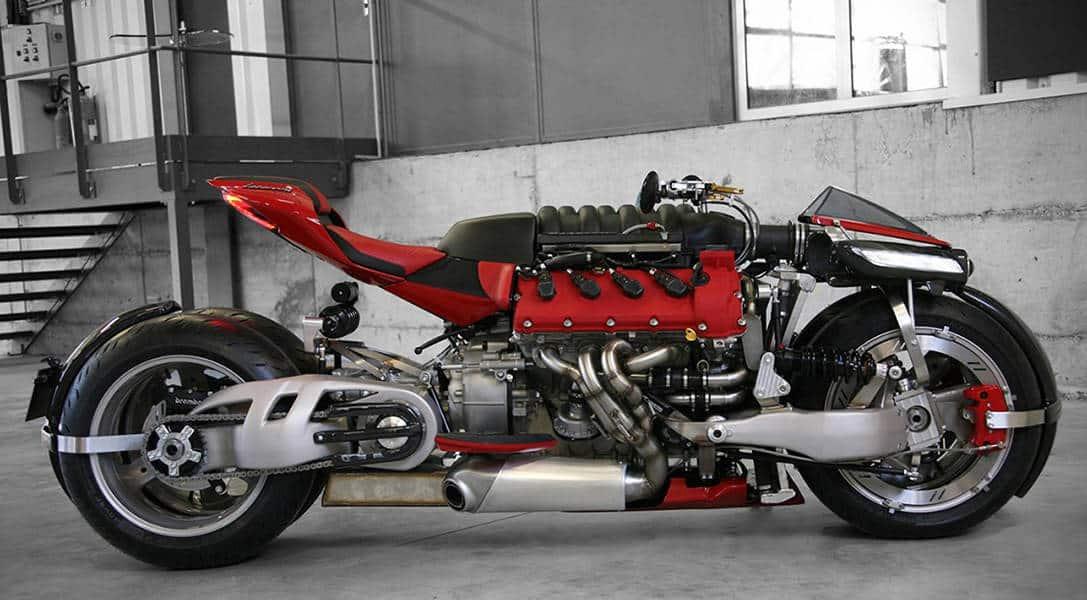 Lazareth LM 847 Bike