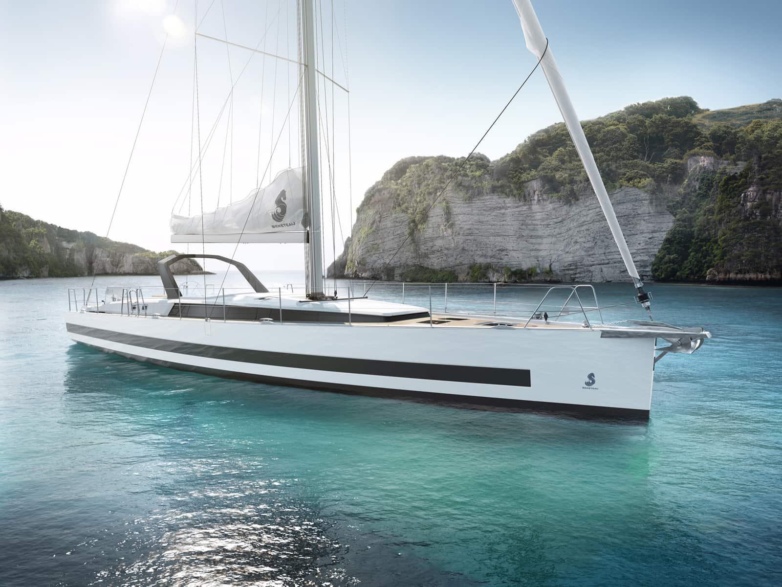 Oceanis Yacht 62