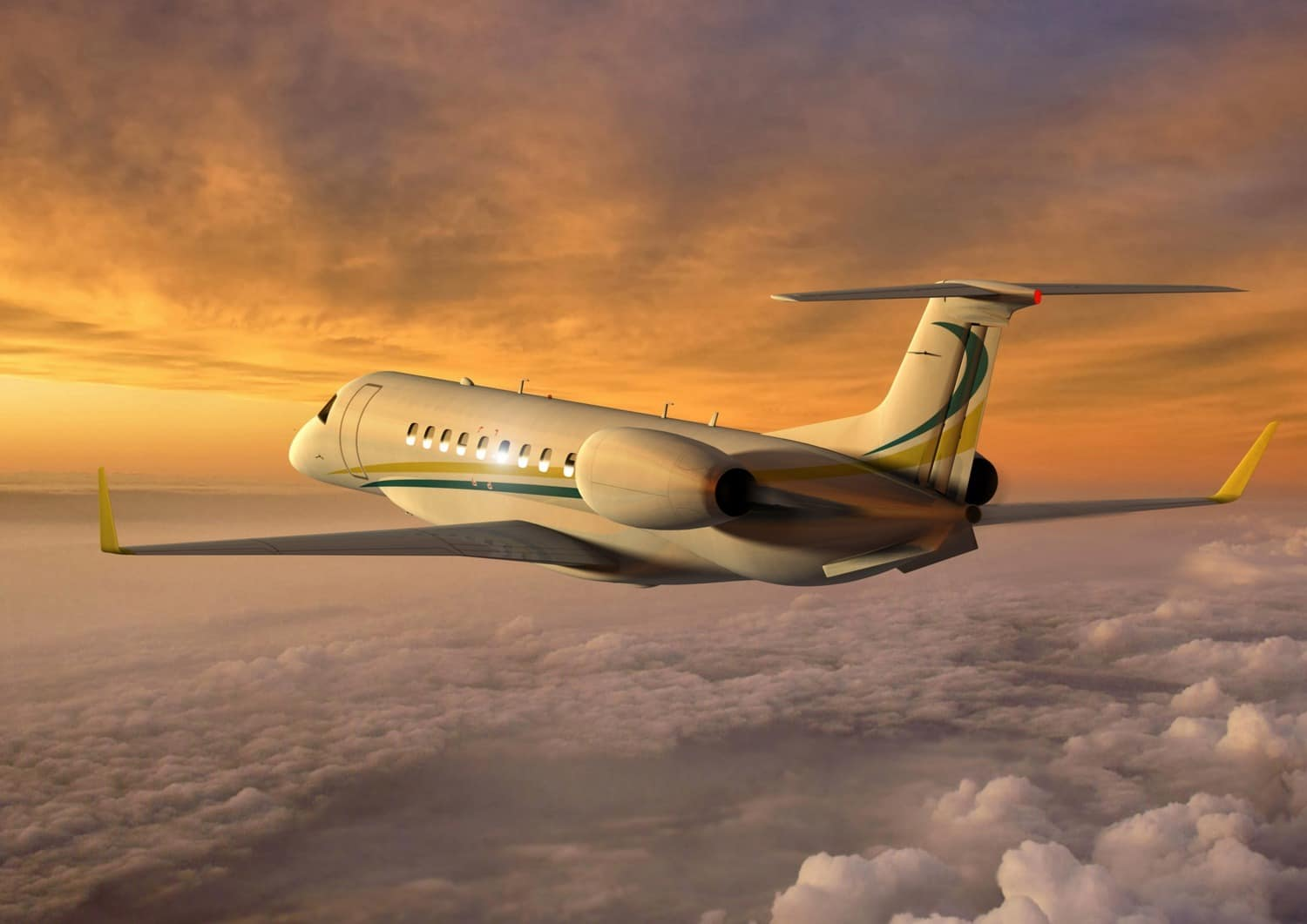 You can now charter a marvelous Embraer Legacy 650 ...
