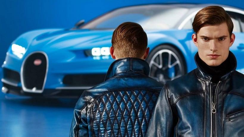 Ettore Bugatti Luxury Clothing Collection