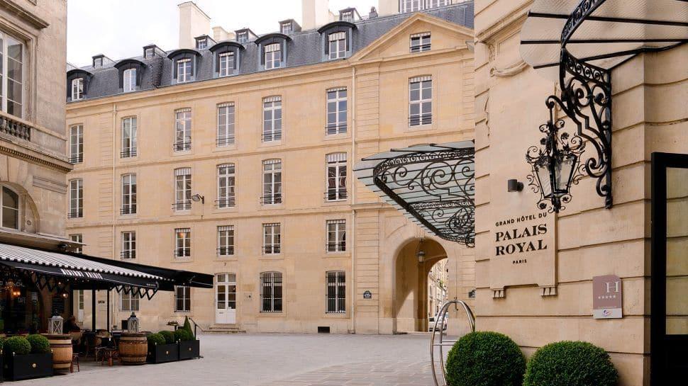 Royal Saint Honore Hotel Paris