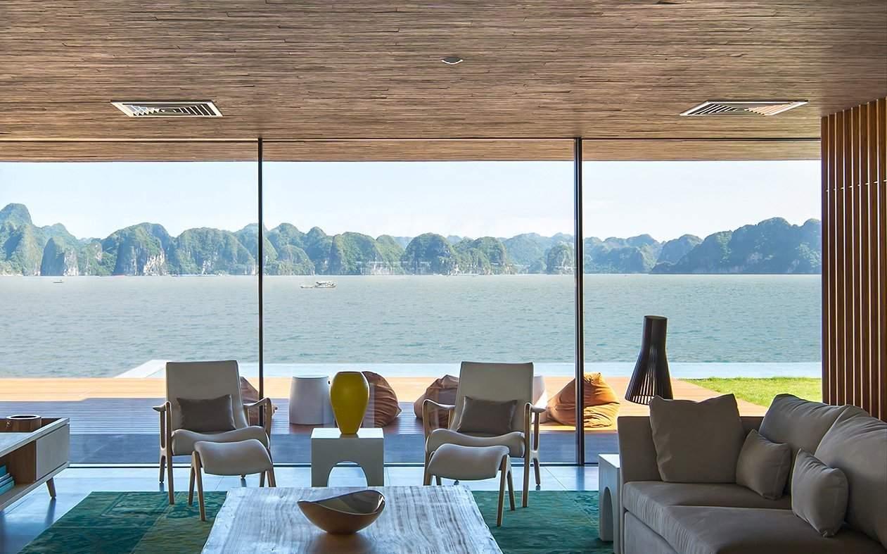 Ha Long Bay Villas