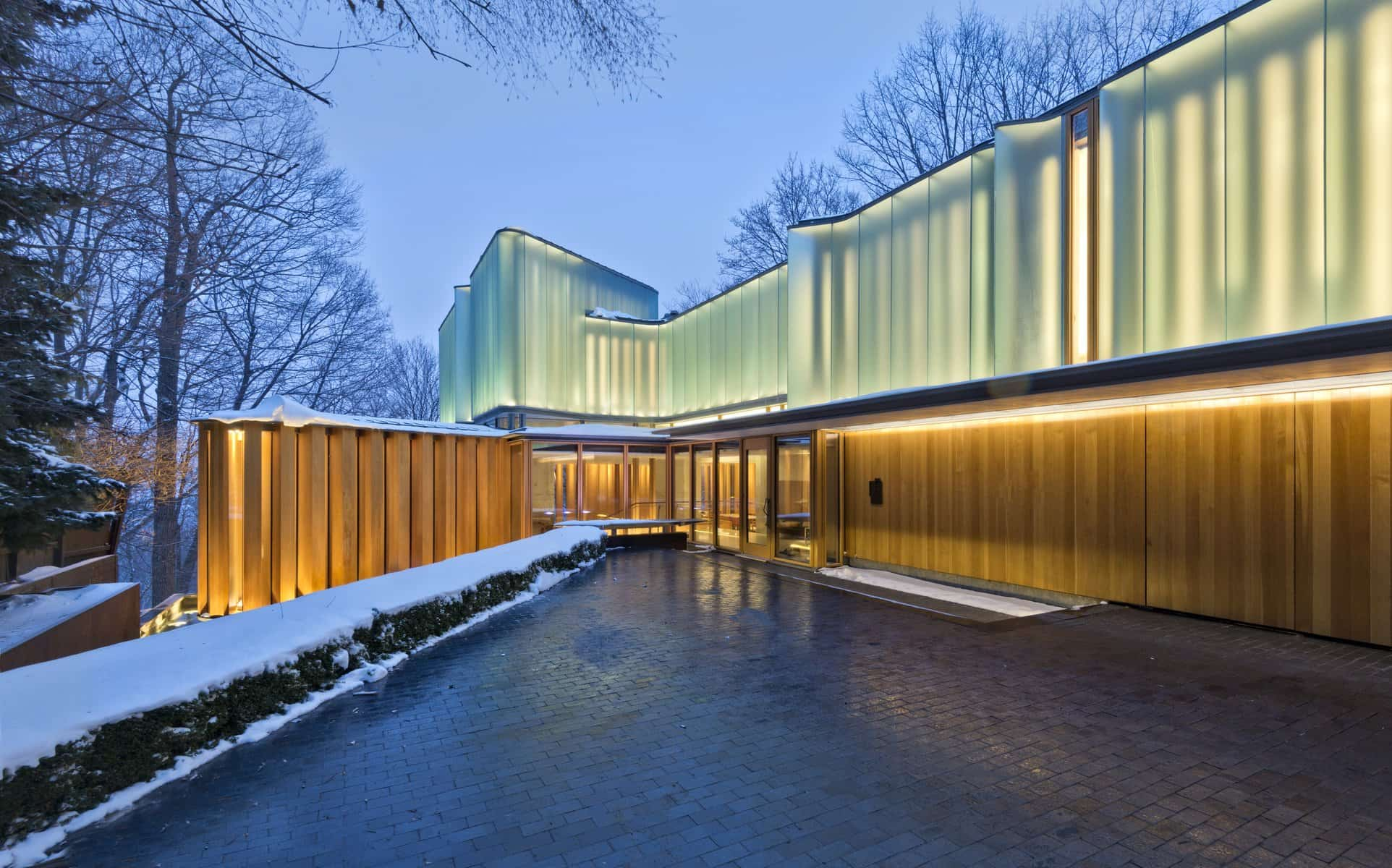 Inspired By Math The Integral House Is Up For Sale