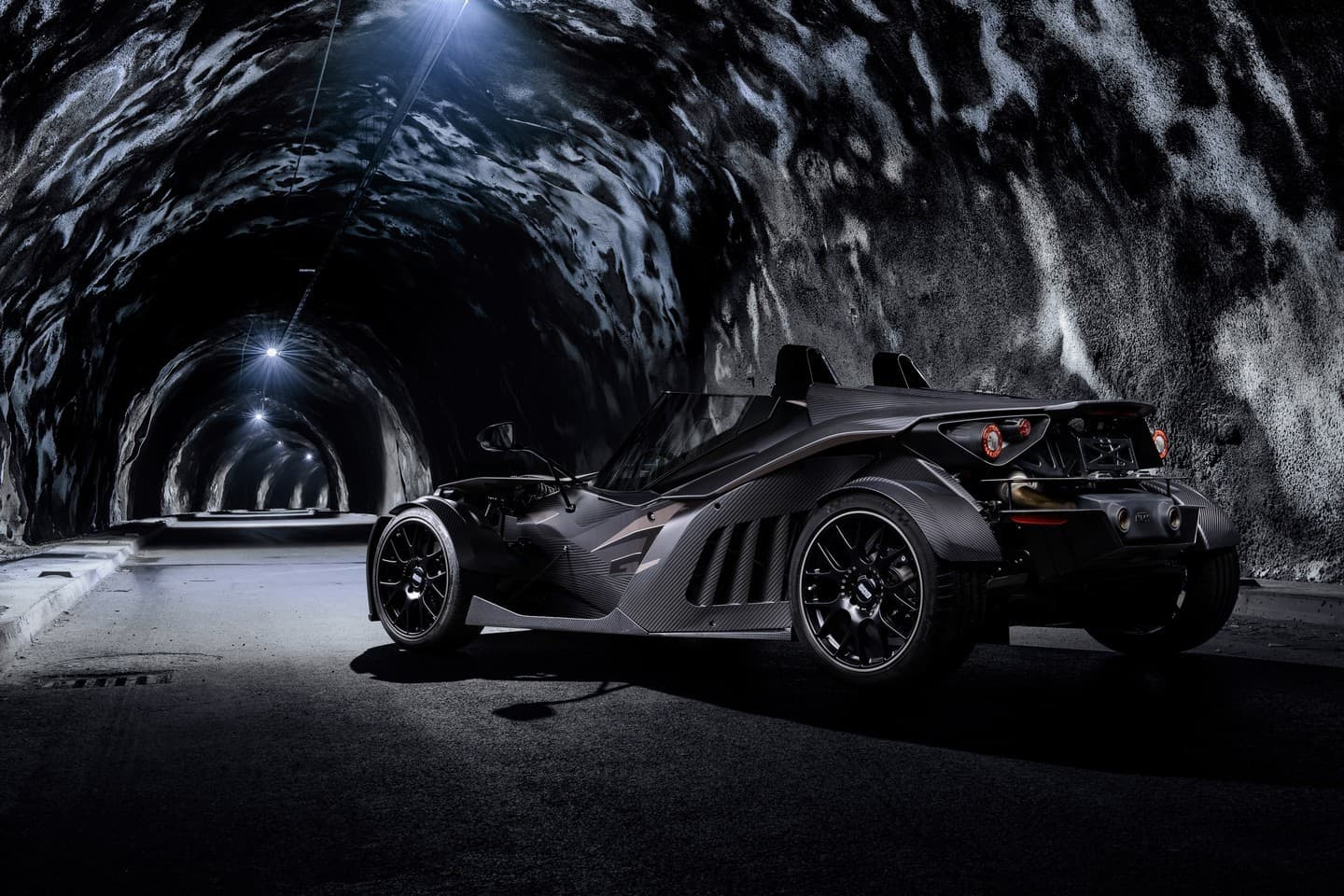 KTM X-BOW GT Black Edition