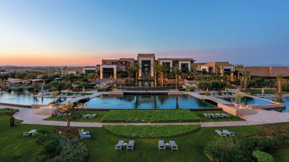 Hivernage Hotel Marrakech