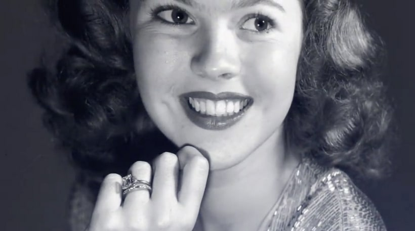 Shirley Temple's Diamond Ring