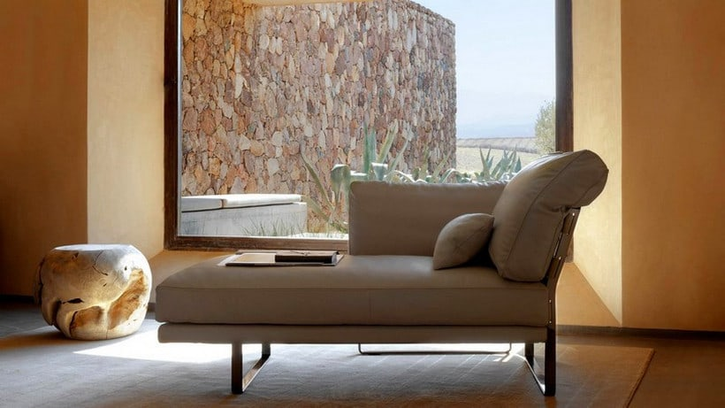 This new collection from fendi casa will change the way for Casa chaise longue
