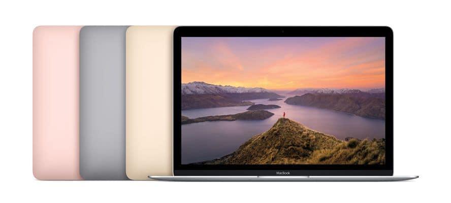 Apple MacBook Rose Gold