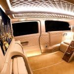Mercedes Viano conversion 10