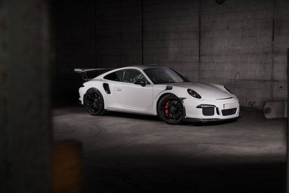 TechArt Drops The Porsche 911 GT3 RS 'Carbon Line'