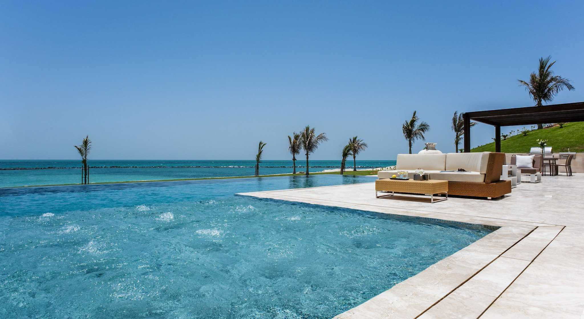 Beach Estate in Abu Dhabi