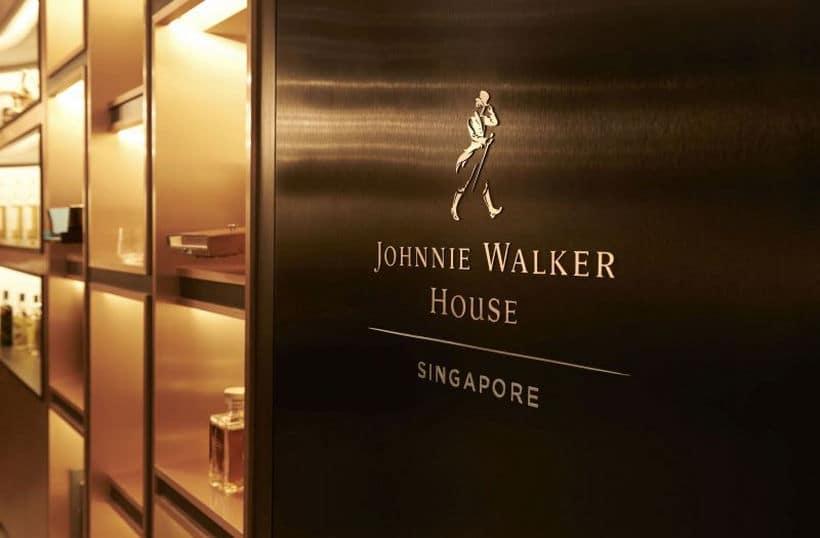Johnnie Walker House in Singapore
