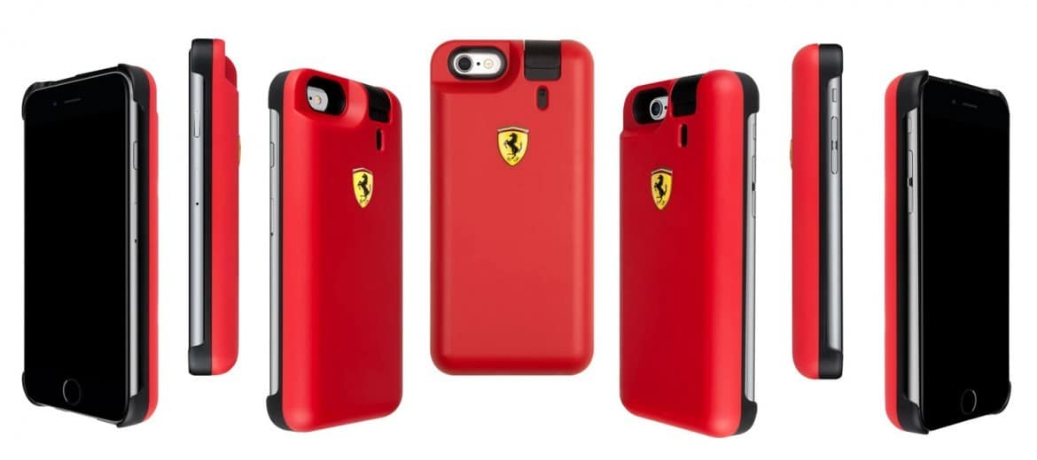 Scuderia Ferrari fragrances