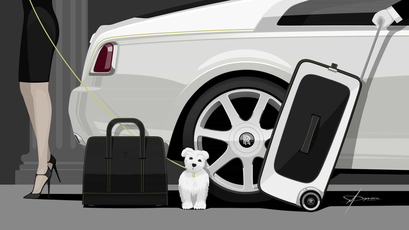 Wraith Luggage Collection