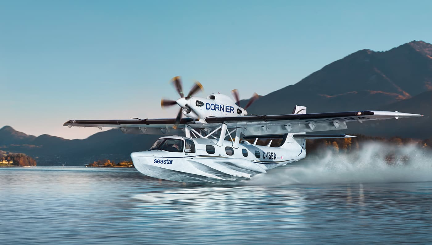 the seastar is dornier u0026 39 s way of conquering the world
