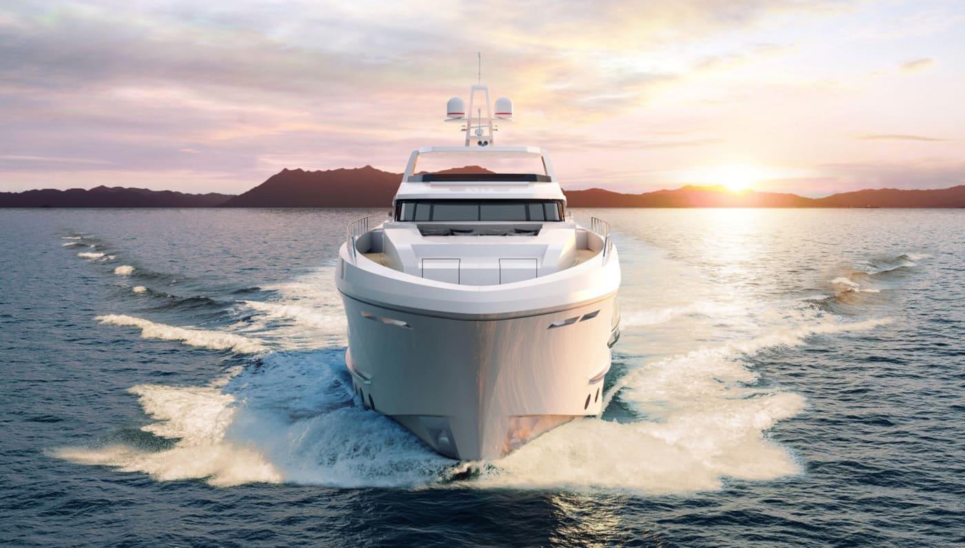 Project Nina Is Heesen's New Seducing Yacht