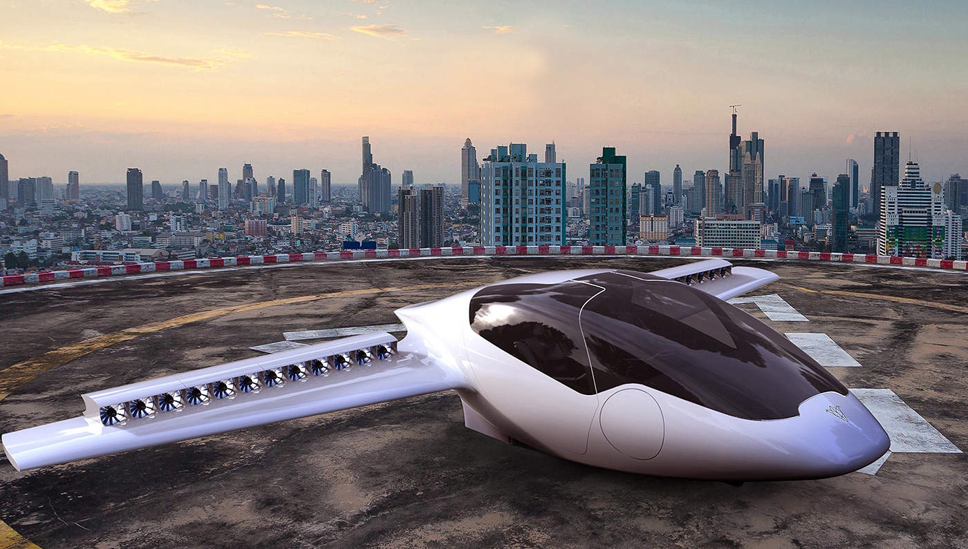 The Lilium Jet Will Soon Offer Electrifying Experiences