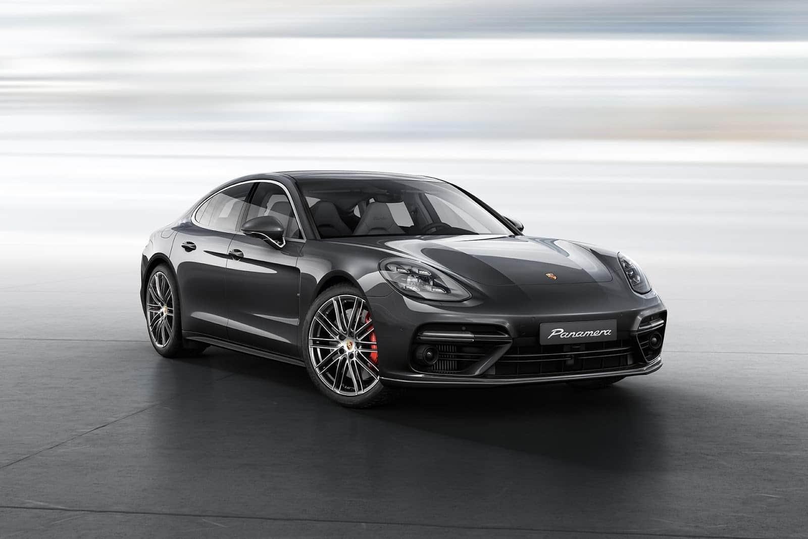 The 2017 Porsche Panamera Looks Better Than Ever